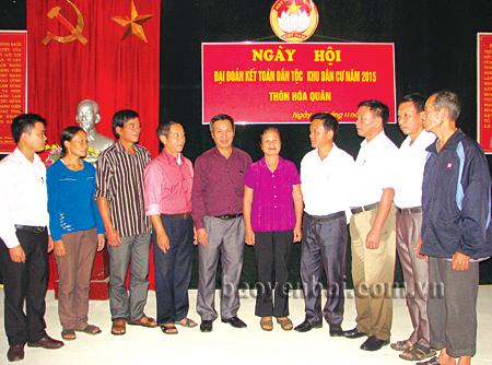 Ngày hội đại đoàn kết toàn dân tộc